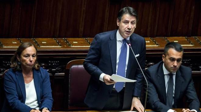 Avviso di garanzia a Conte e 6 ministri dai pm di Roma