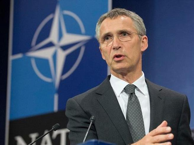 STOLTENBERG (NATO) ABBATTUTO