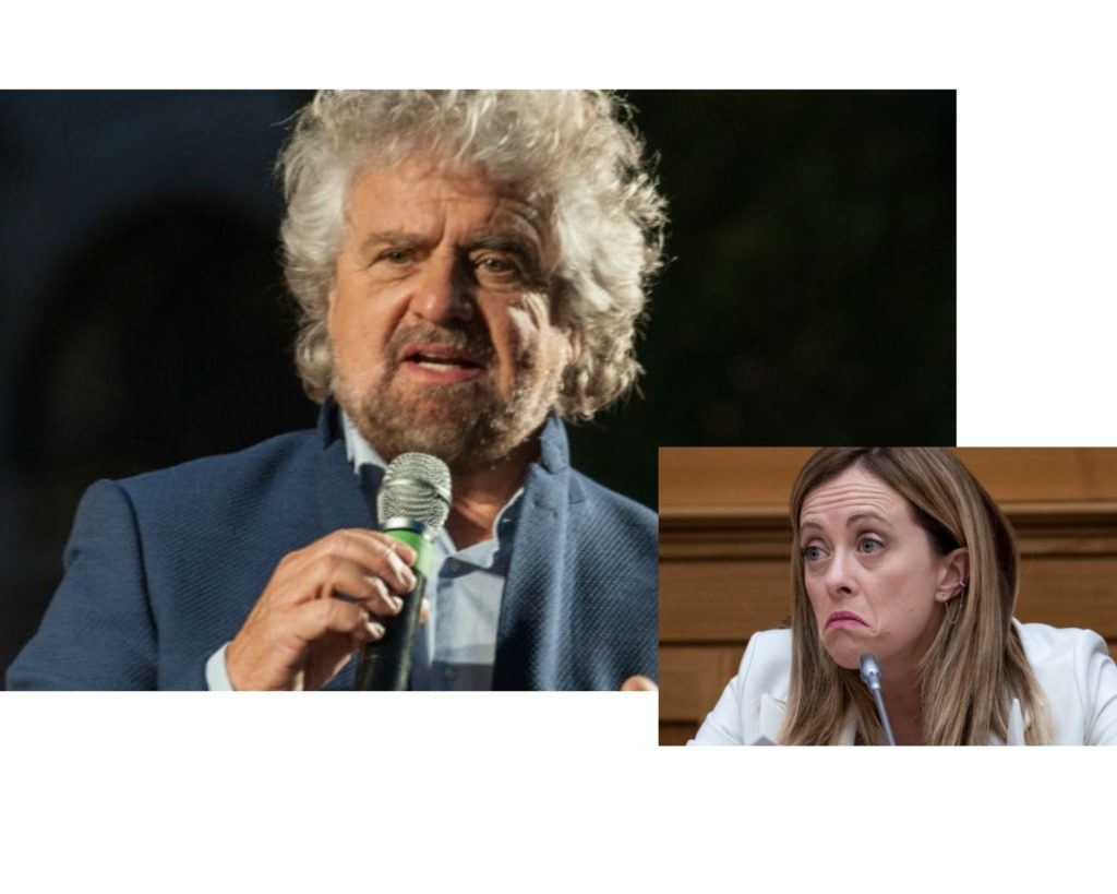 """Grillo: """"Non credo nel Parlamento. Gli eletti? Meglio se estratti a sorte"""""""