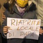 Le proteste al dpcm, Meloni: violenze in piazza non inquinino il messaggio delle persone per bene