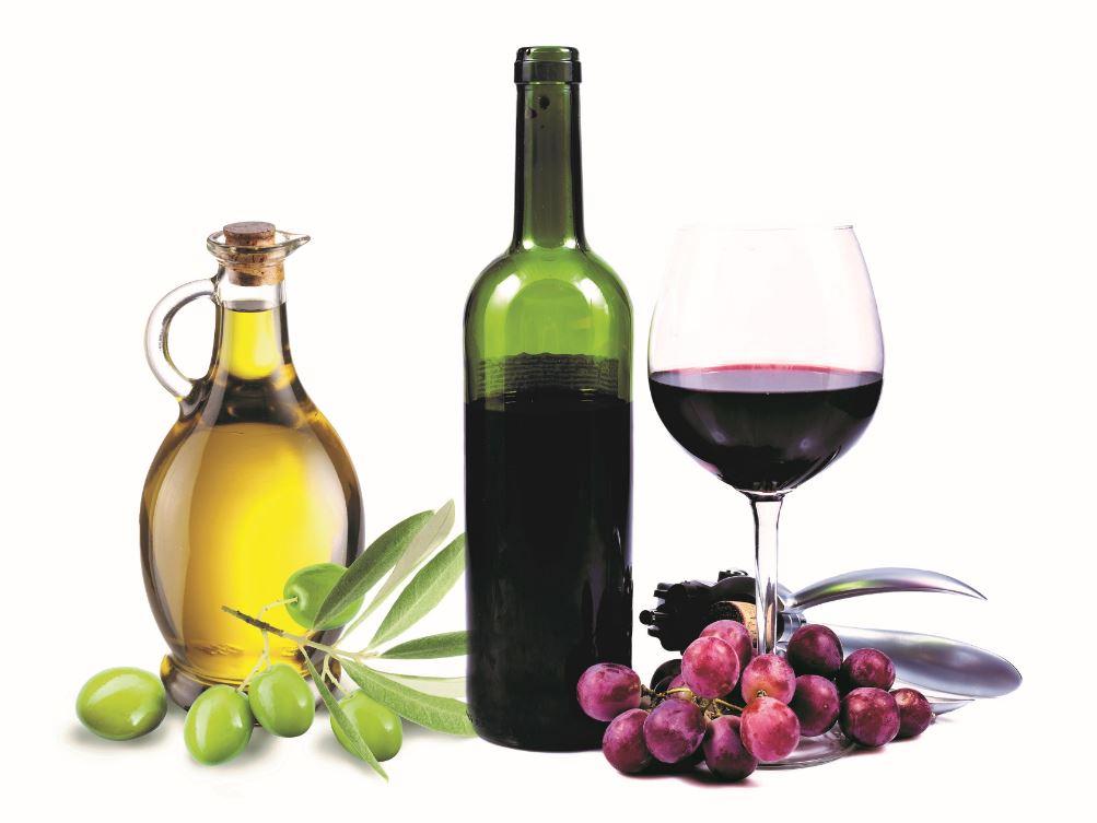 On line i dati settimanali delle giacenze nazionali di vino ed olio. In calo il vino, sempre alti i depositi di olio