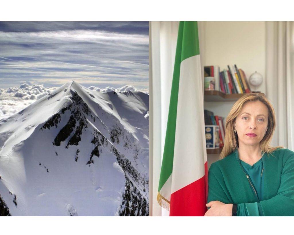 FDI difende i confini, Meloni: Monte Bianco sia restituito all'Italia