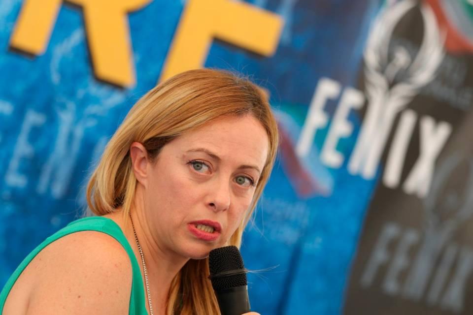 Whirlpool di Napoli- Giorgia Meloni si unisce alla rabbia dei lavoratori