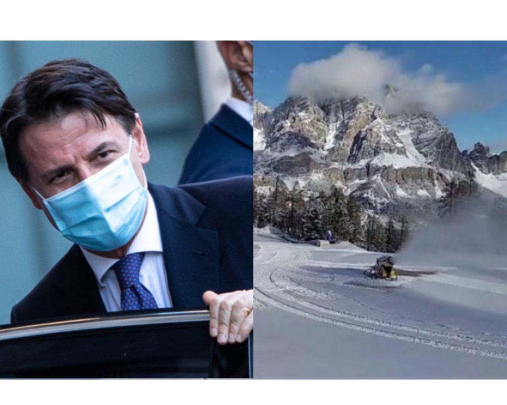 Sci a Natale, Austria respinge la proposta di Conte sulla chiusura delle piste