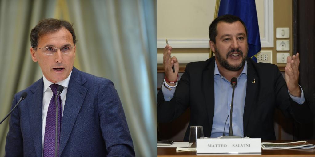 """Boccia, coprifuoco alle 22 anche alla Vigilia di Natale. Salvini: """"anticipare la nascita di Gesù è un'offesa a un Paese cattolico"""""""