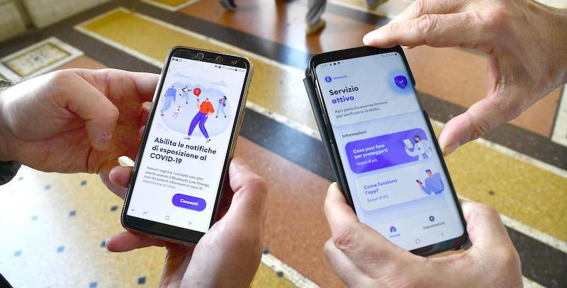 """Il commissario Arcuri certifica il fallimento dell'app Immuni: """"Risultati inferiori alle aspettative"""""""